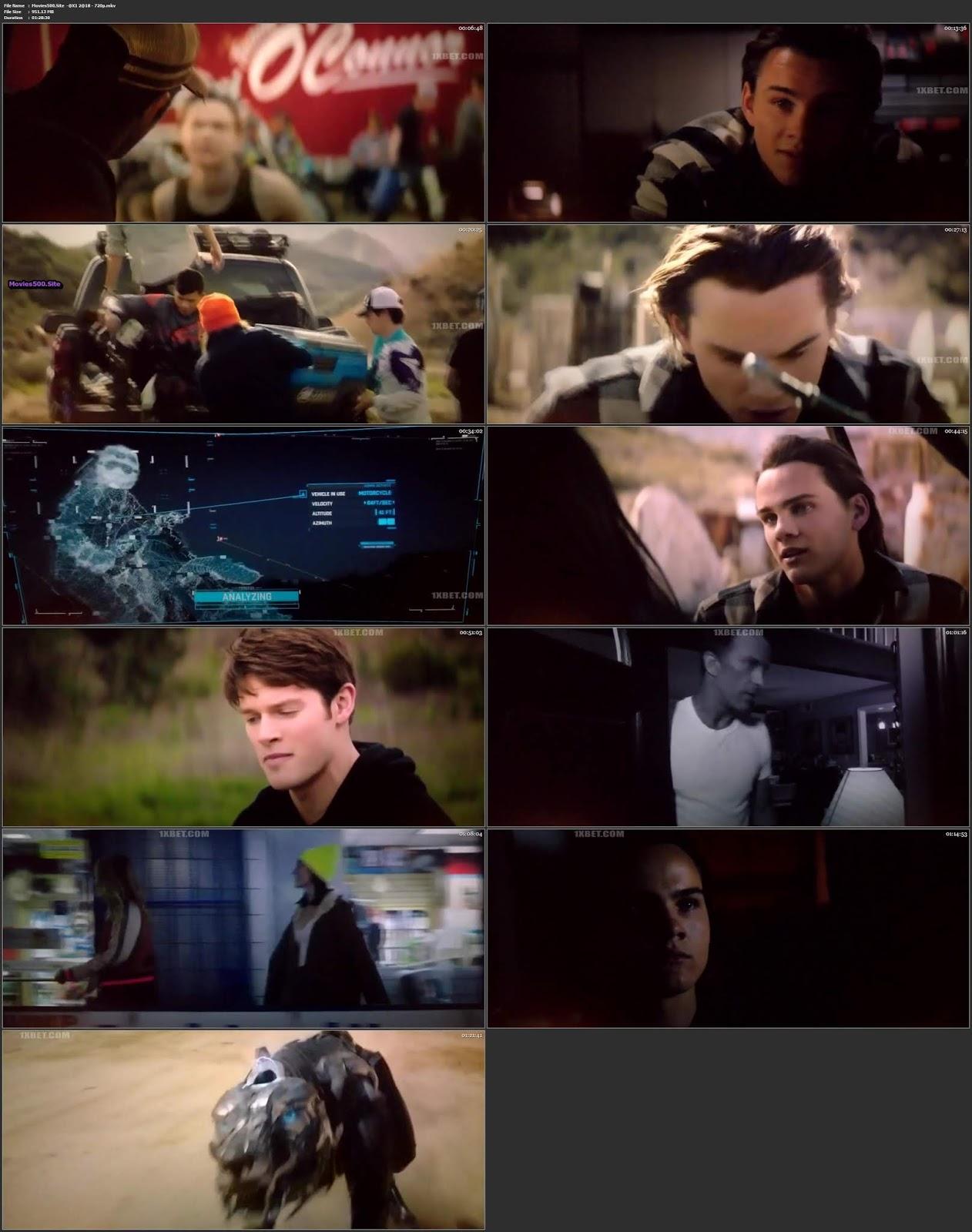 A-X-L 2018 English Full Movie HDCAM 720p Download