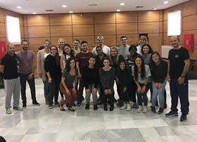 Το Εργαστήρι Ελληνικού Χορού υποδέχτηκε τους φοιτητές του Rutgers University
