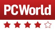 PC World rating