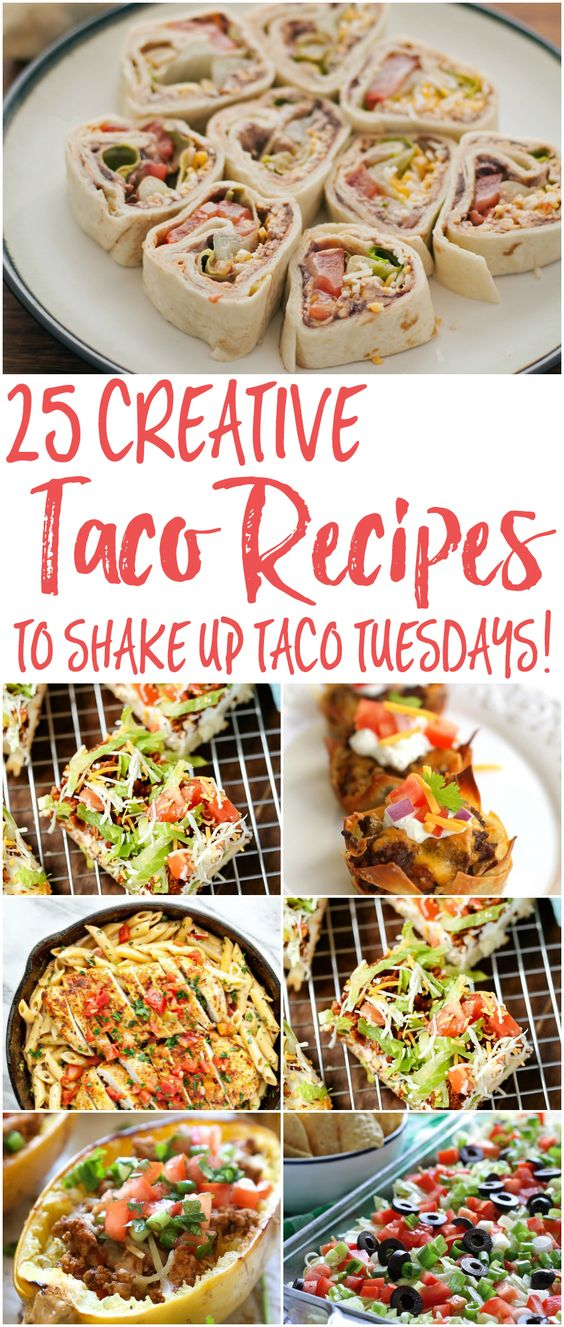 Taco Recipes for Taco Tuesday