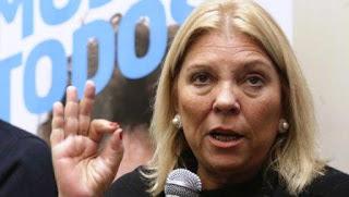"""""""Se han reforzado fuertemente la custodia y la prevención"""", señaló Di Lello y dijo que """"por el momento"""" la causa corresponde a la jueza María Romilda Servini, a partir de unificarse con otra también por """"amenazas"""" que data del año pasado."""