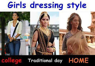 Funny pics - Girls dressing style