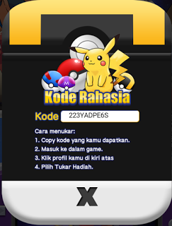 CHEAT Poke Pet Pokemon Versi 1.63 APK Terbaru