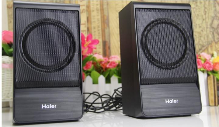 Loa nghe nhạc vi tính Haier chính hãng giá sỉ và lẻ rẻ nhất 01150