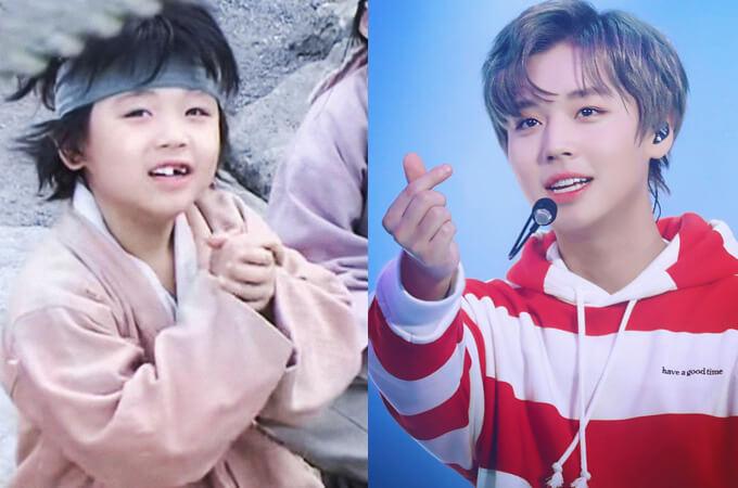 Idol-Idol Kpop yang Memulai Karir Sebagai Aktor Cilik Sebelum Debut