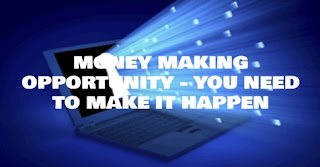 Money Making An Opportunity, Money Making, Money, Blog Post, Blog,  Forex Friend Loan,  Money Making Opportunity, Working From Home