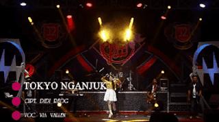 Lirik Lagu Tokyo Nganjuk - Via Vallen