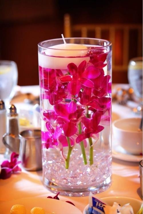 diy on budget wedding centerpieces