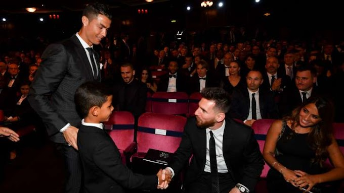 Ronaldo Jr declares Barcelona icon Messi his 'idol'