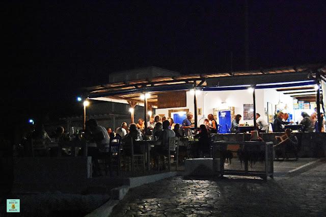 Medousa, isla de Milos (Grecia)