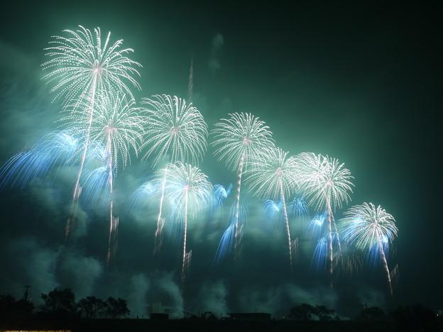 Tsuchiura All-Japan Fireworks Competition, Ibaraki Pref.