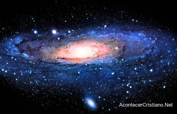 El universo creado por Dios