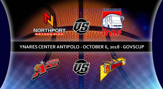 List of PBA Game(s): October 6 at Ynares Center Antipolo 2018 PBA Governors' Cup