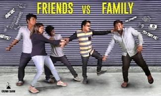 Eruma Saani   Friends vs Family   feat. Pandiarajan & Vijay
