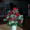 Bouquet Meja Cantik