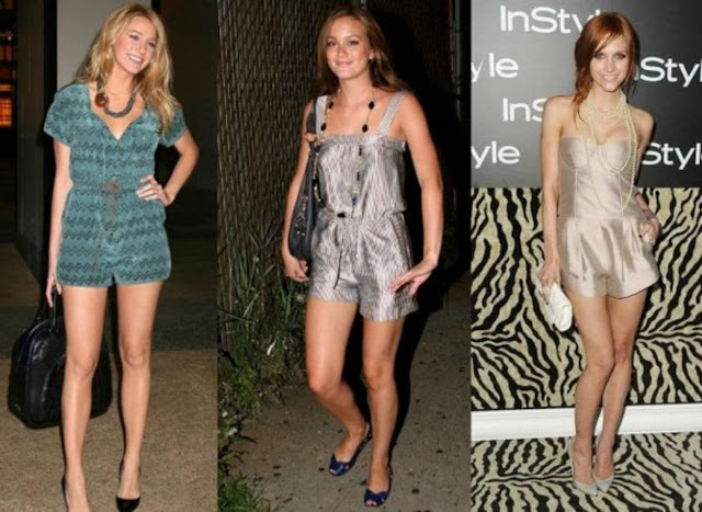 Rompers Have Exploded In Popularity