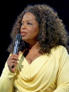 Konyol   Bisakah Oprah Winfrey Mengajari Anda Tips Menghilangkan Jerawat ?