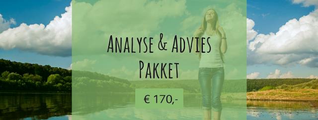 Analyse en advies pakket