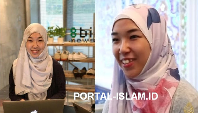 Cerita Risa Mizuno Mualaf Asli Jepang yang Bangga Memakai Hijab