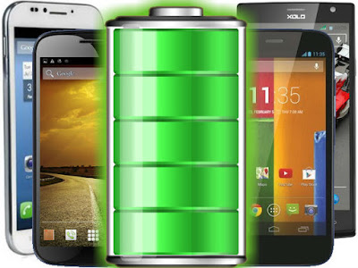 6 smartphones with the best battery life