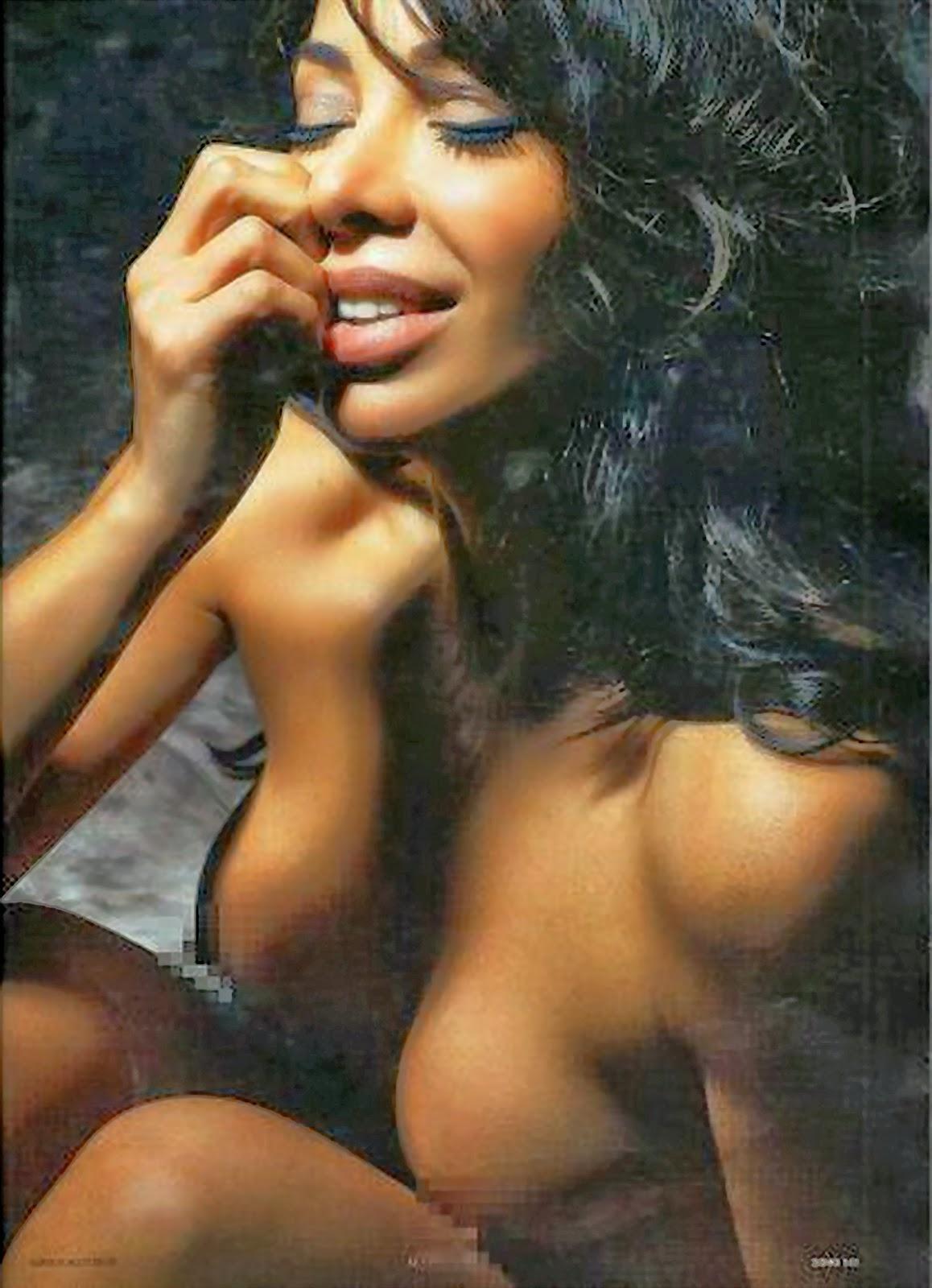 black girls sex scene