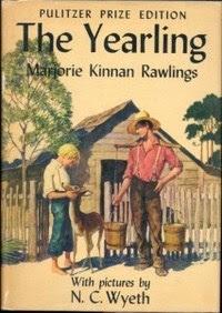 Con Nai Tơ - Marjorie Kinnan Rawlings