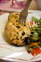 (Grillowany kurczak po libańsku