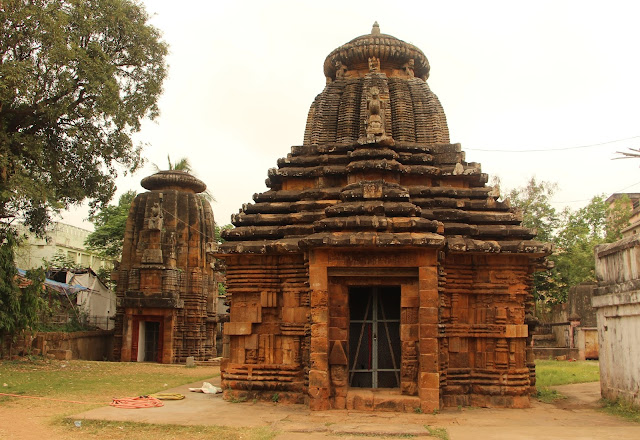 The Aisaneswara Temple, Bhubaneswar, Odisha,India