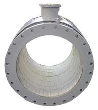Dredging flow meter