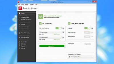 10 Antivirus Gratis Terbaik Untuk Keamanan PC Anda