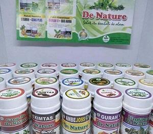 produk de nature