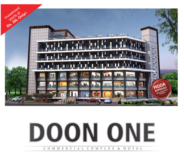 Doon One - Commercial Complex & Hotel: Project Details