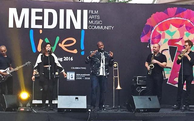 q sound qsound medini live 2016