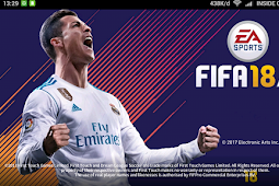 Dream League Soccer 18 Mod FIFA 18+Mod Uang [339 MB] Android