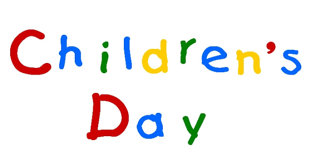 Happy Childrens Day 2016