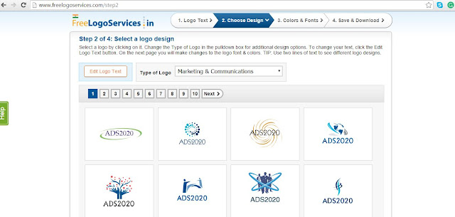 Free Logo Services-