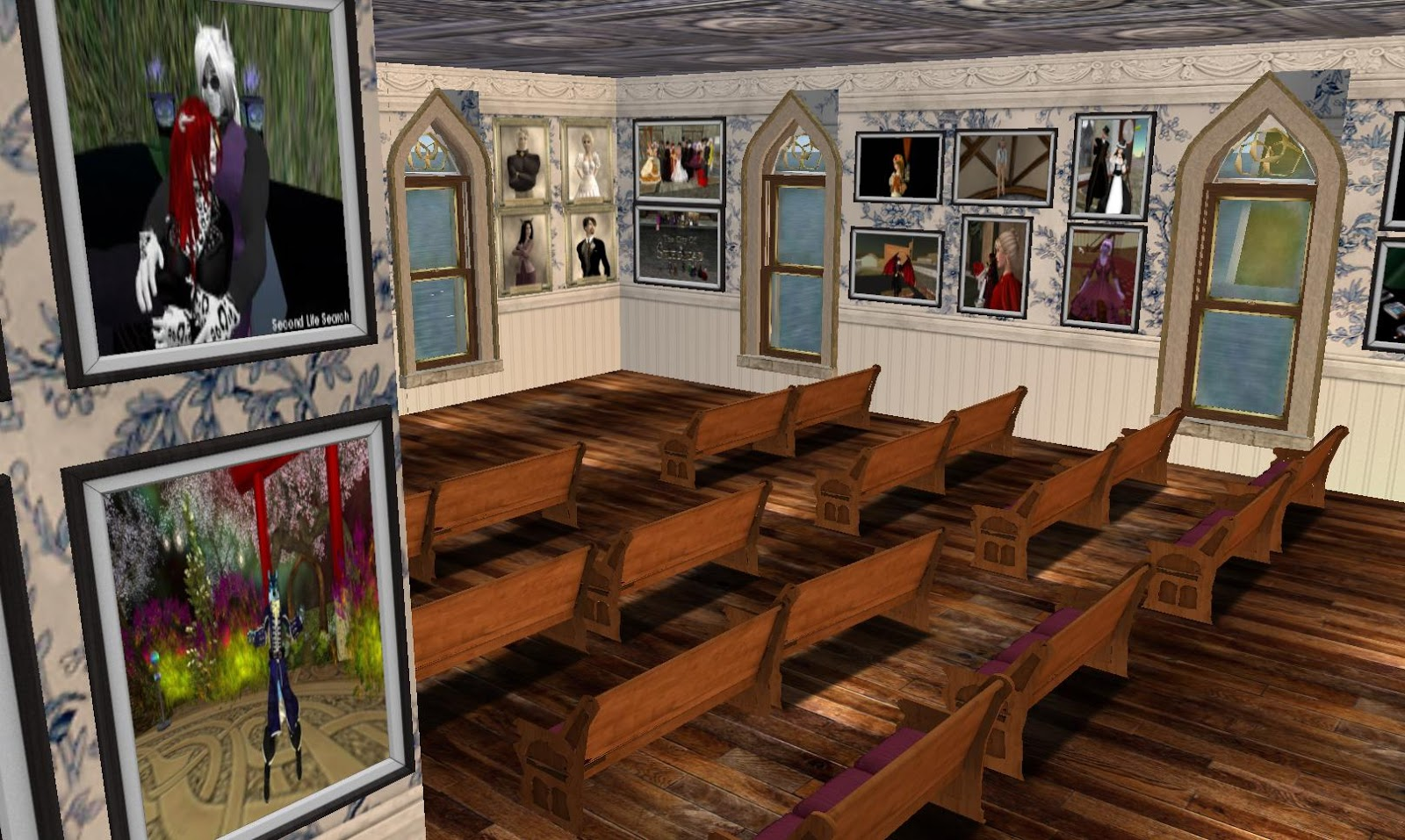 Second Life Newser: Announcement: Steelhead Reunion Meeting Tonight