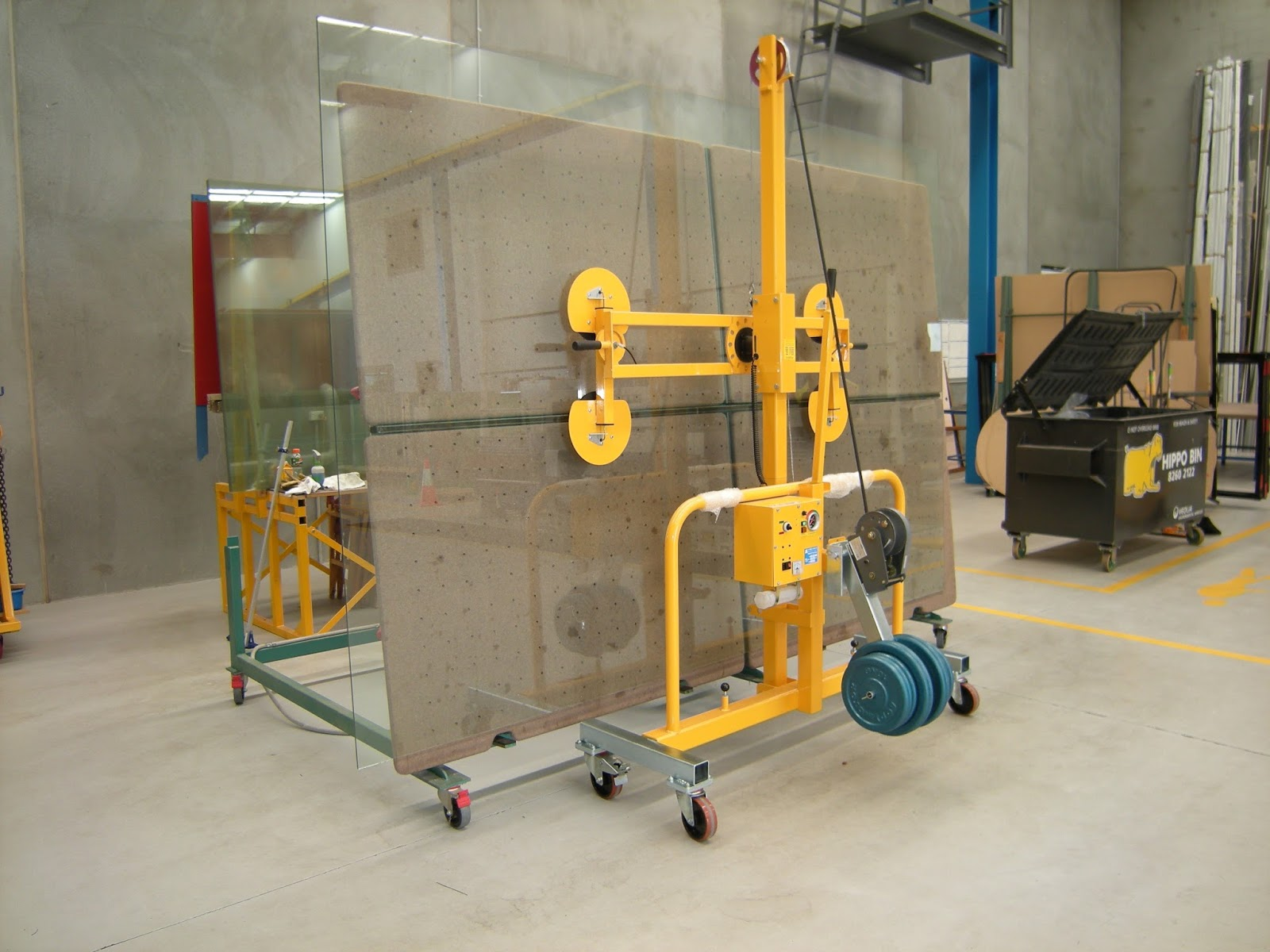 Packline Materials Handling