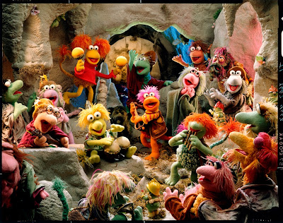 """Fraggle Rock"" Four seasons, 96 episodes on Hulu"