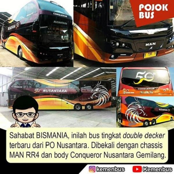 MAN RR4 Conqueror Nusantara Gemilang