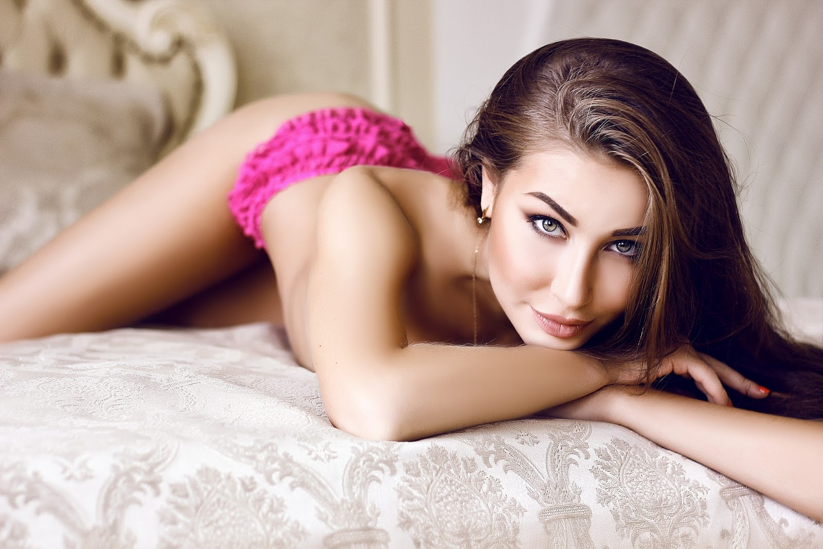 Beautiful Ukrainian Women In 55