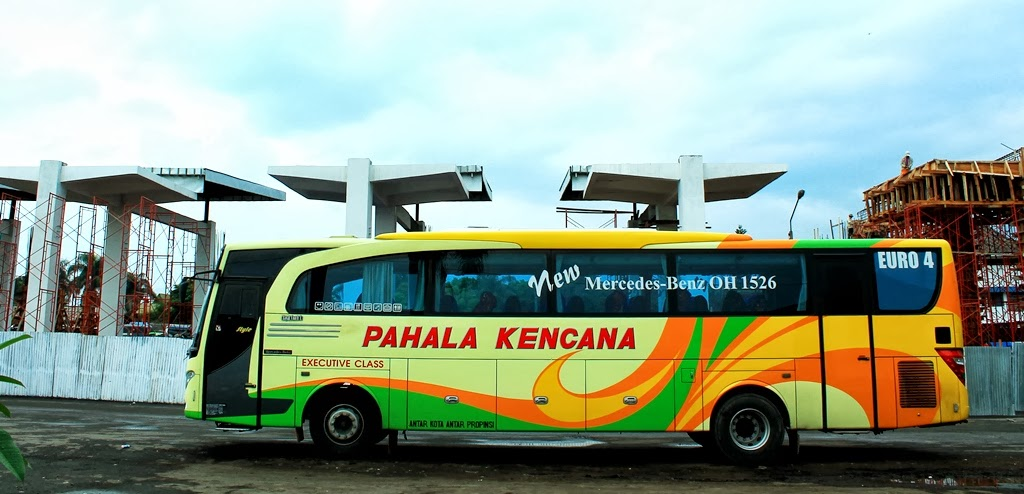 Harga Tiket Bus Pahala Kencana Semua Rute Terbaru 2015