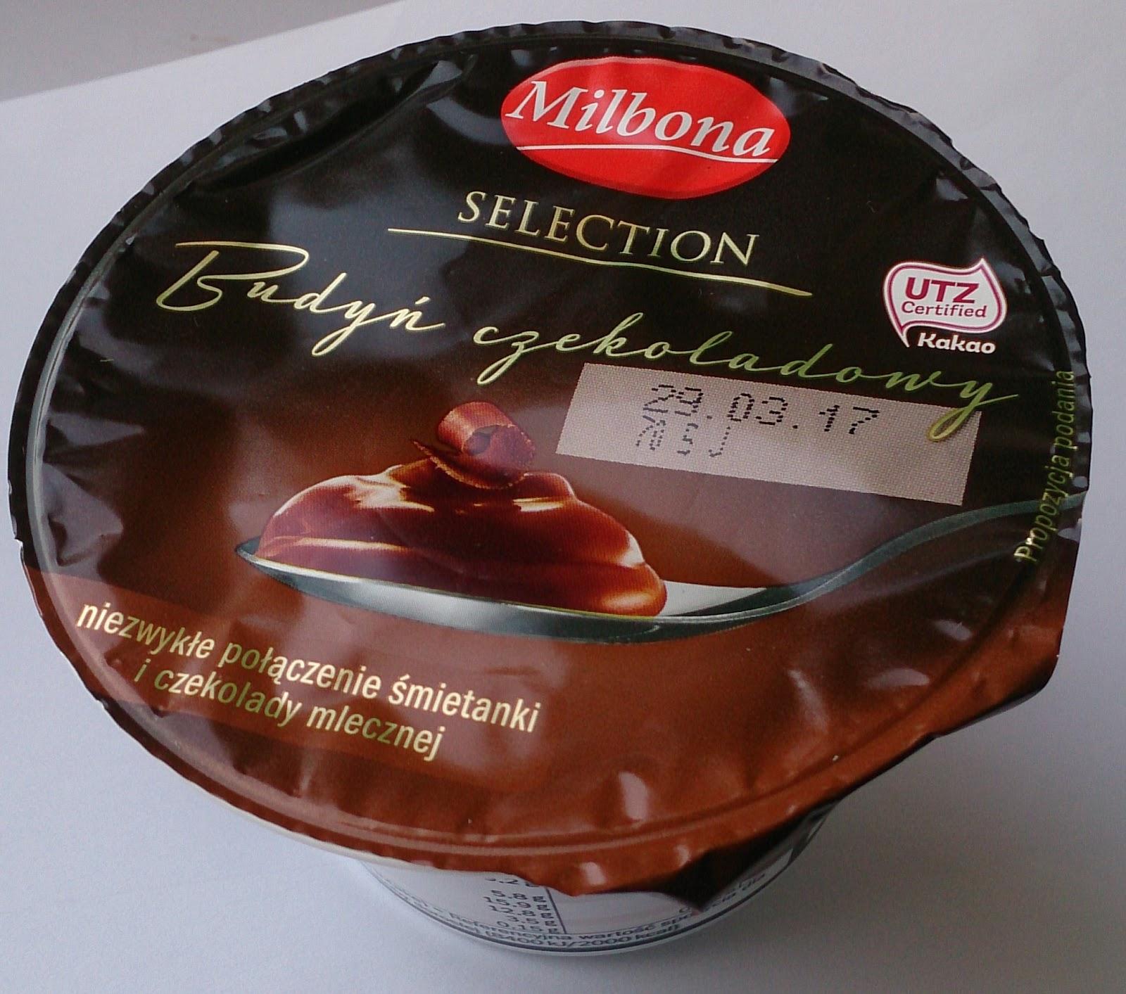 Milbona Selection Budyń czekoladowy | Kulinaria | zBLOGowani