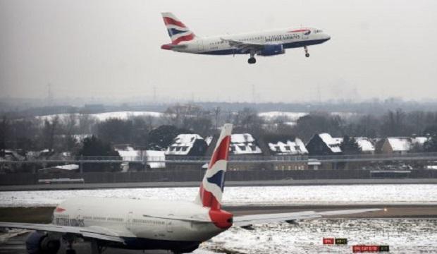 Pesawat Langgar Dron Ketika Mendarat Di Heathrow