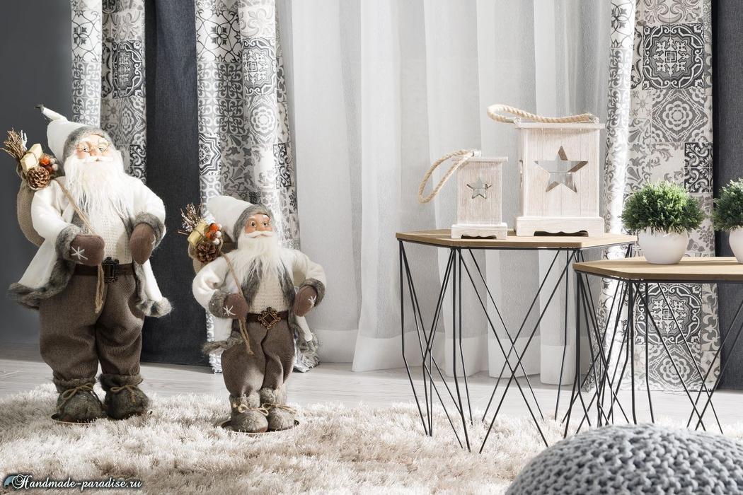 Красивый дизайн интерьера к Рождеству (6)