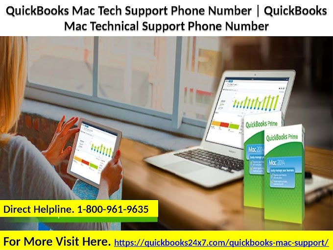 Instant Solution of Any Query, QuickBooks Mac Technical Support Phone Number 1-800-961-9635