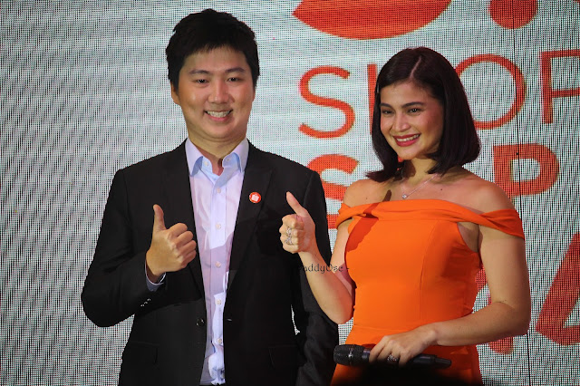 Anne Curtis, Shopee's 1st PH Brand Ambassador and 5.5 Super Sale Launch