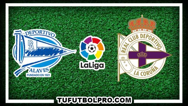 Ver Alaves vs Deportivo EN VIVO Por Internet Hoy 19 de Septiembre 2016