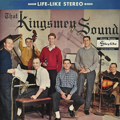 The Kingsmen Quartet-That Kingsmen Sound-
