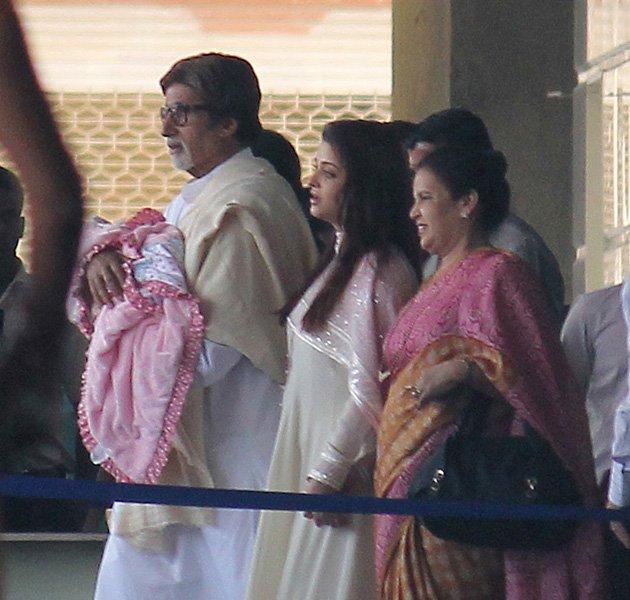 Baby Birth Of Aishwarya Rai - YouTube  |Aishwarya After Baby Birth